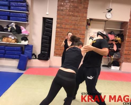 Kurs självförsvar för tjejer september 2017